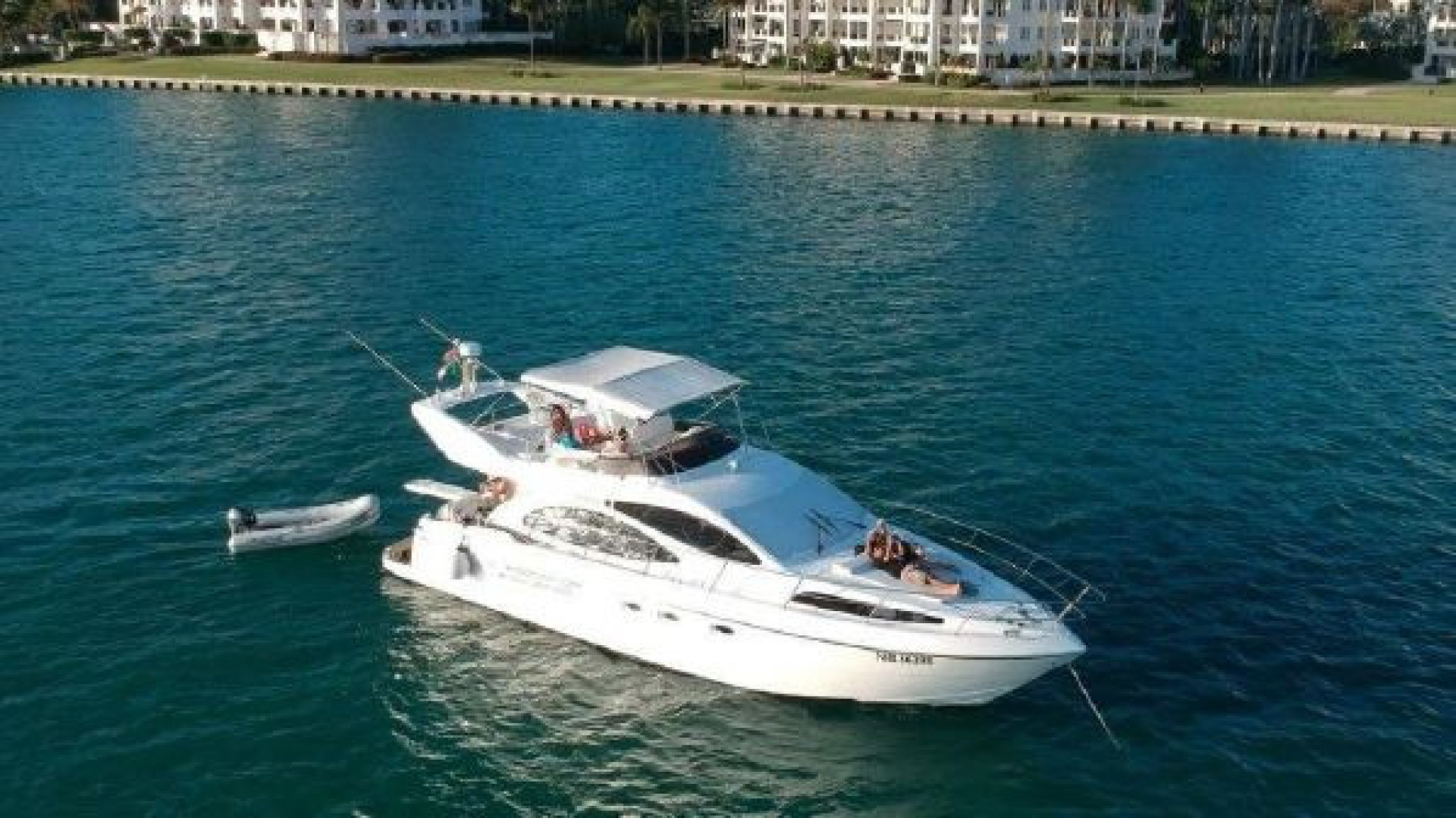 Azimut-Flybridge Motor Yacht 2000 -Boca Raton-Florida-United States-1564100 | Thumbnail