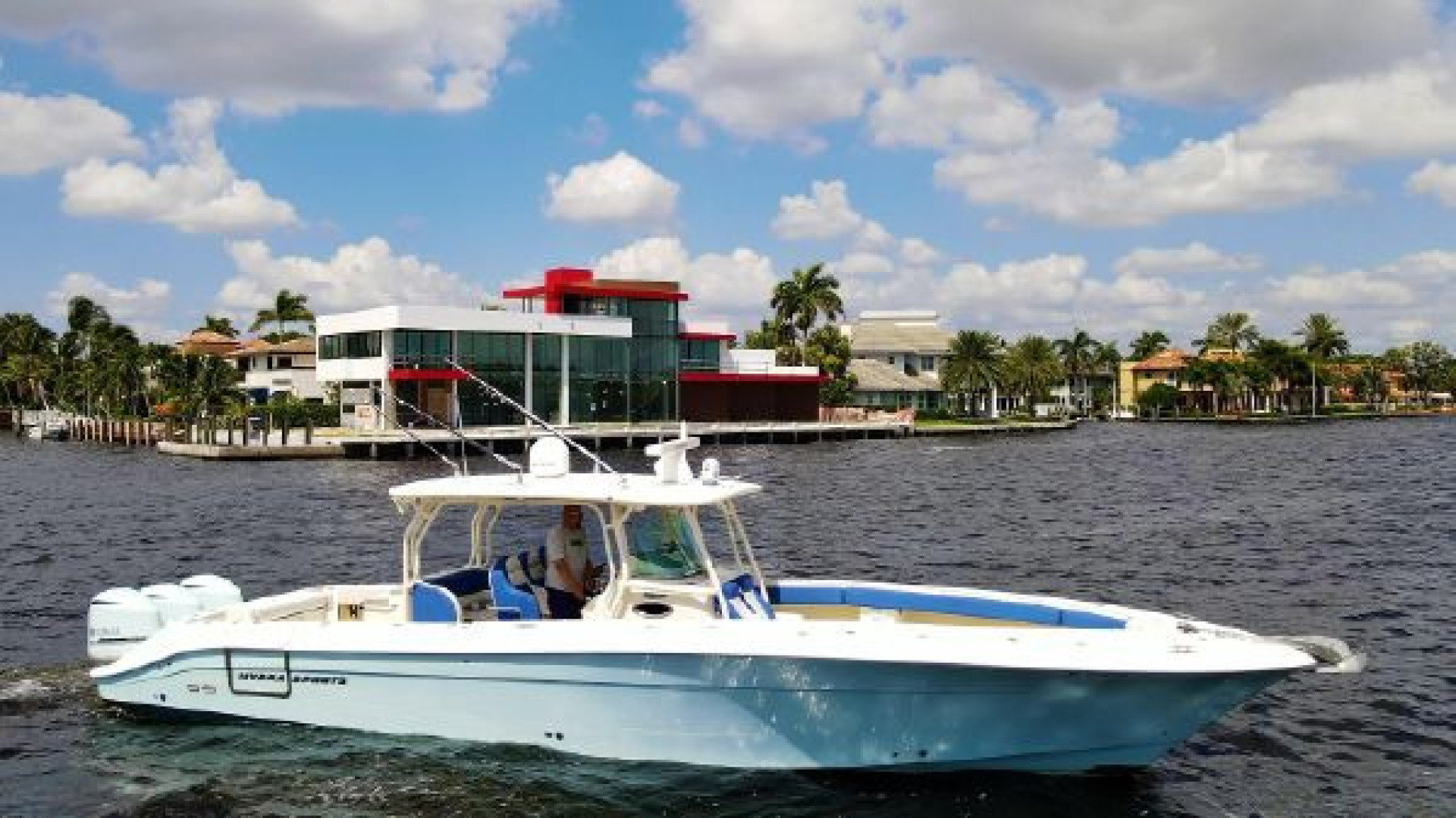 Hydra-Sports-42 Center Console 4200 SF 2011 -Fort Lauderdale-Florida-United States-1564149 | Thumbnail