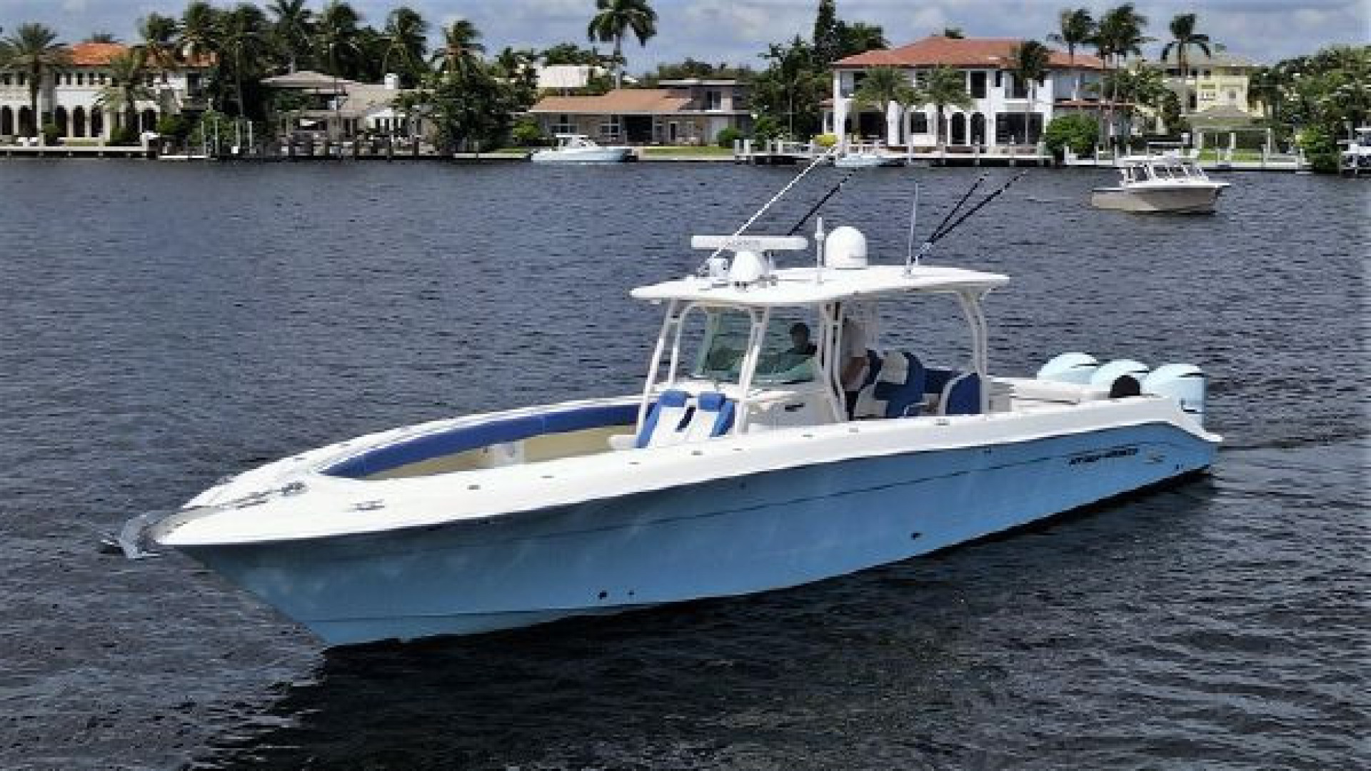 Hydra-Sports-42 Center Console 4200 SF 2011 -Fort Lauderdale-Florida-United States-1564153 | Thumbnail