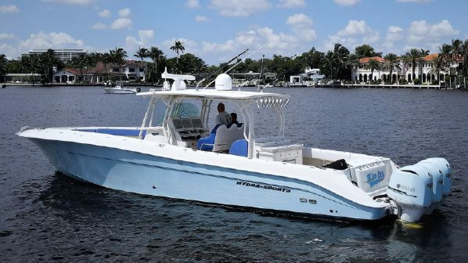 Hydra-Sports-42 Center Console 4200 SF 2011 -Fort Lauderdale-Florida-United States-1564140 | Thumbnail