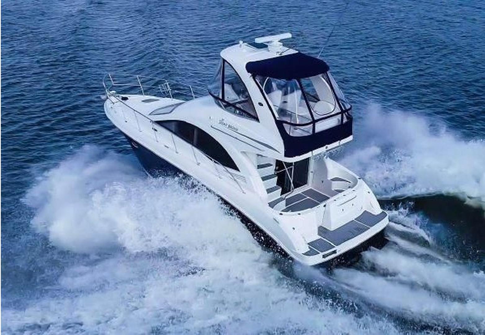 Sea Ray-360 Sedan Bridge 2007 -Fort Lauderdale-Florida-United States-1564227 | Thumbnail