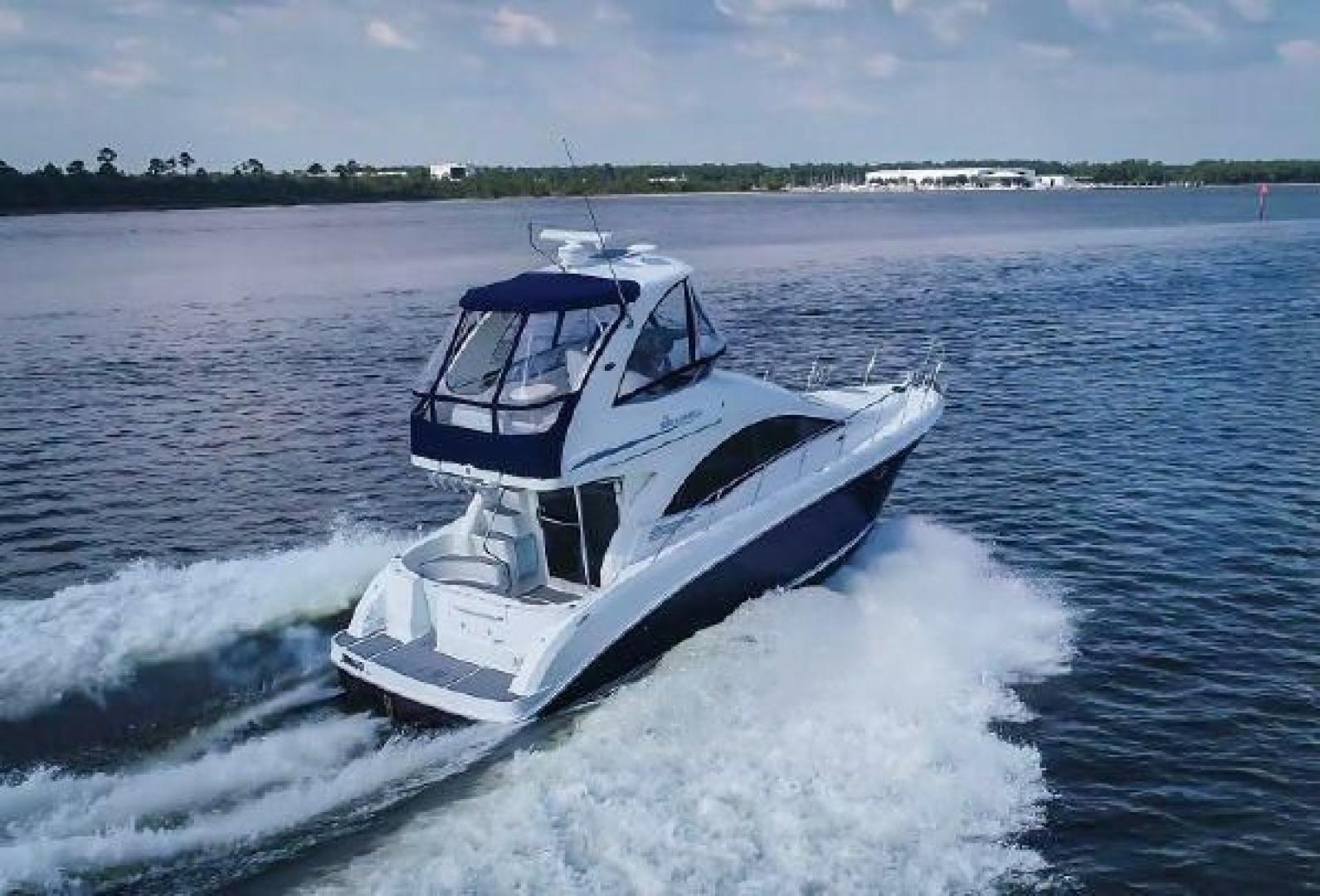 Sea Ray-360 Sedan Bridge 2007 -Fort Lauderdale-Florida-United States-1564226 | Thumbnail