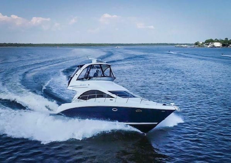 Sea Ray-360 Sedan Bridge 2007 -Fort Lauderdale-Florida-United States-1564224 | Thumbnail