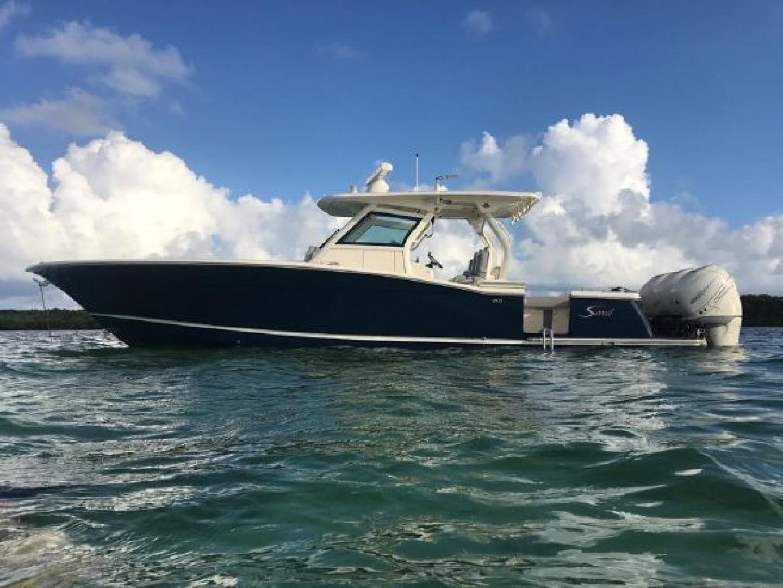 Scout-355 LXF 2019 -Miami-Florida-United States-1564264 | Thumbnail