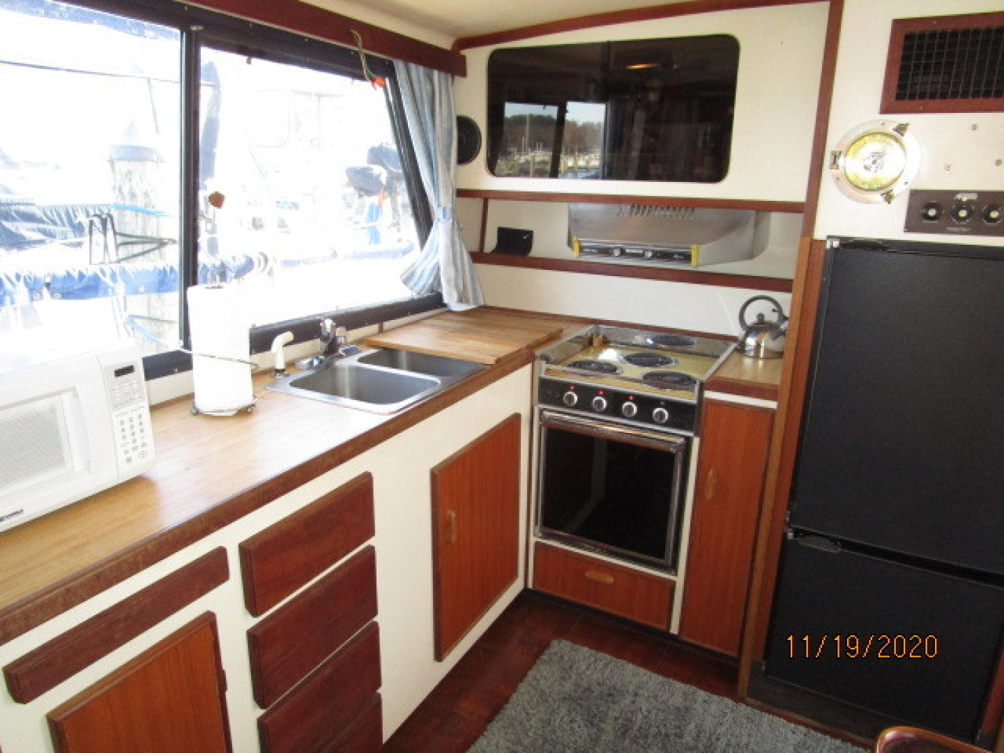 Prairie Boat Works-36 Double Cabin 1981-Possibilities Solomons Island-Maryland-United States-1564589 | Thumbnail