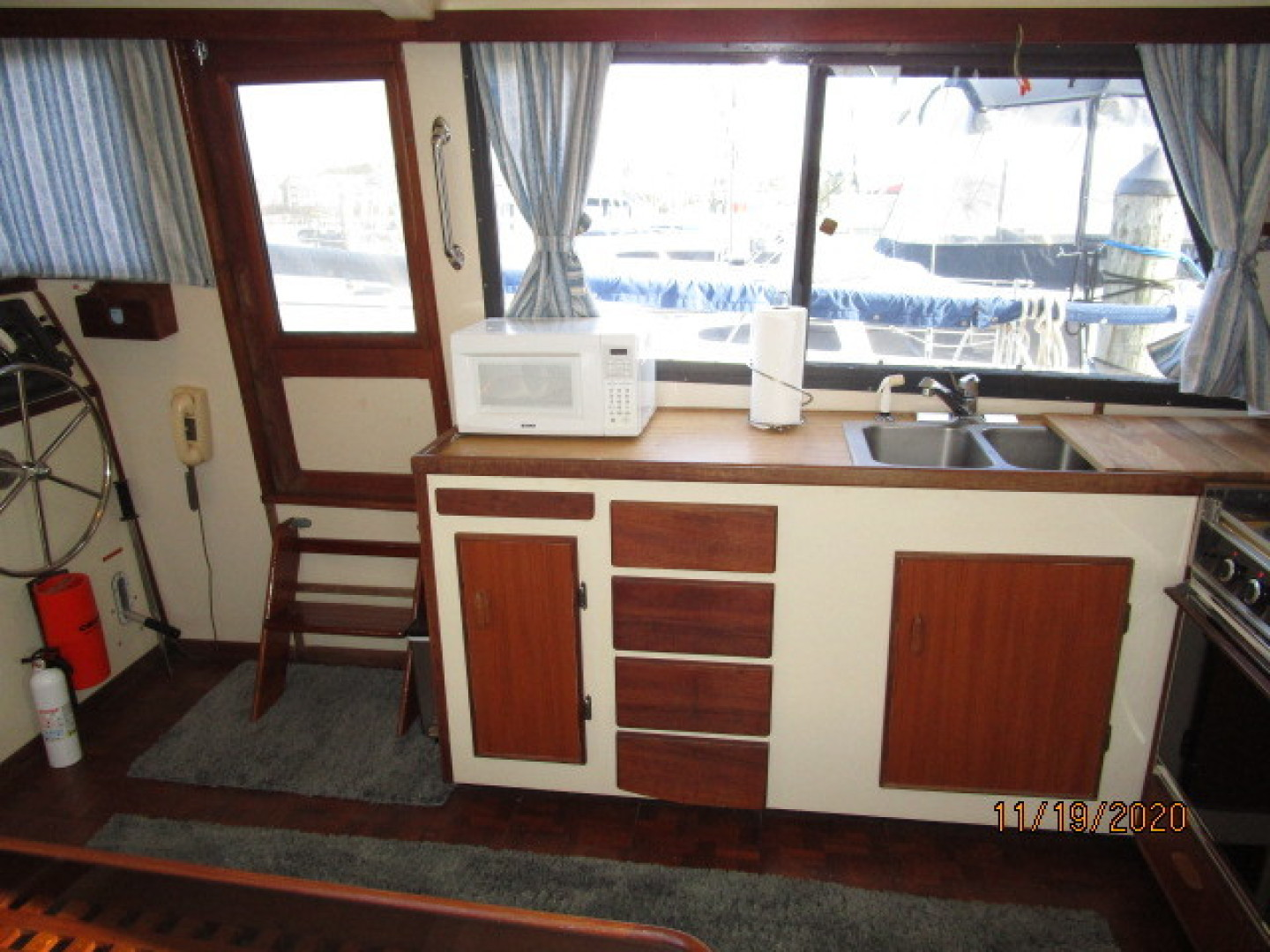 Prairie Boat Works-36 Double Cabin 1981-Possibilities Solomons Island-Maryland-United States-1564587 | Thumbnail