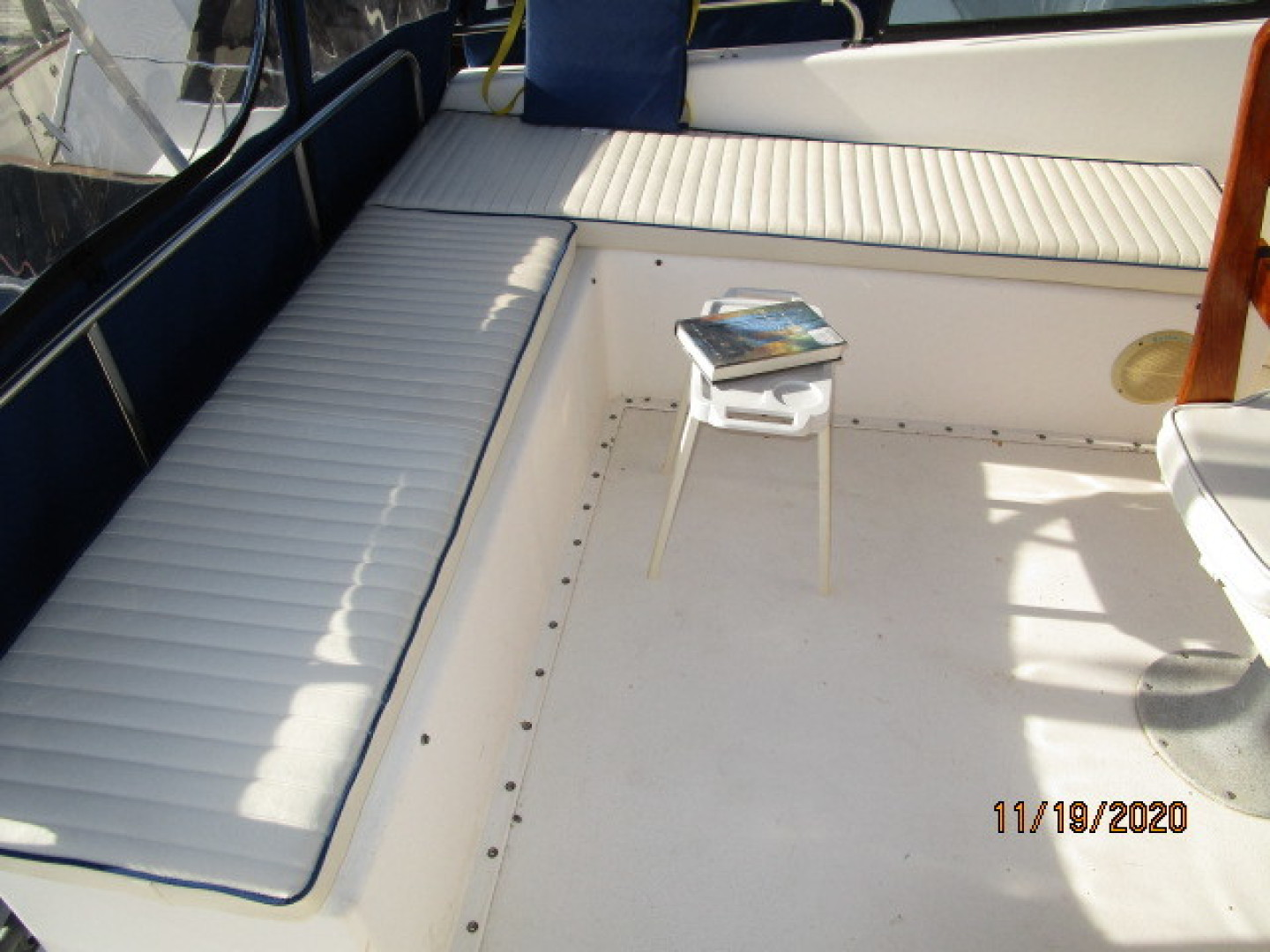 Prairie Boat Works-36 Double Cabin 1981-Possibilities Solomons Island-Maryland-United States-1564576 | Thumbnail