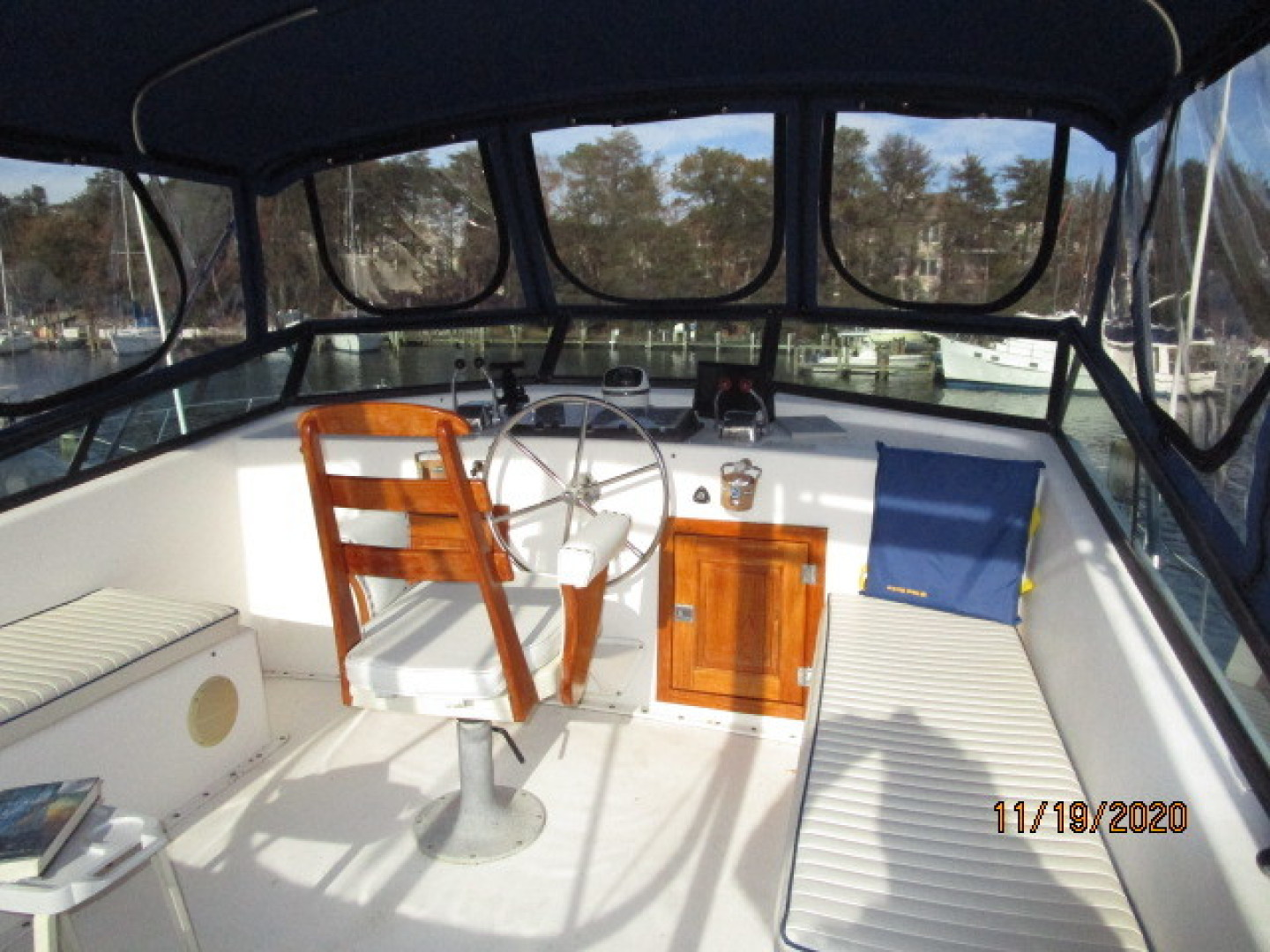 Prairie Boat Works-36 Double Cabin 1981-Possibilities Solomons Island-Maryland-United States-1564570 | Thumbnail