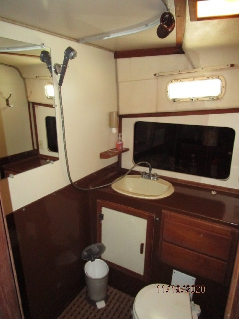 Prairie Boat Works-36 Double Cabin 1981-Possibilities Solomons Island-Maryland-United States-1564599 | Thumbnail