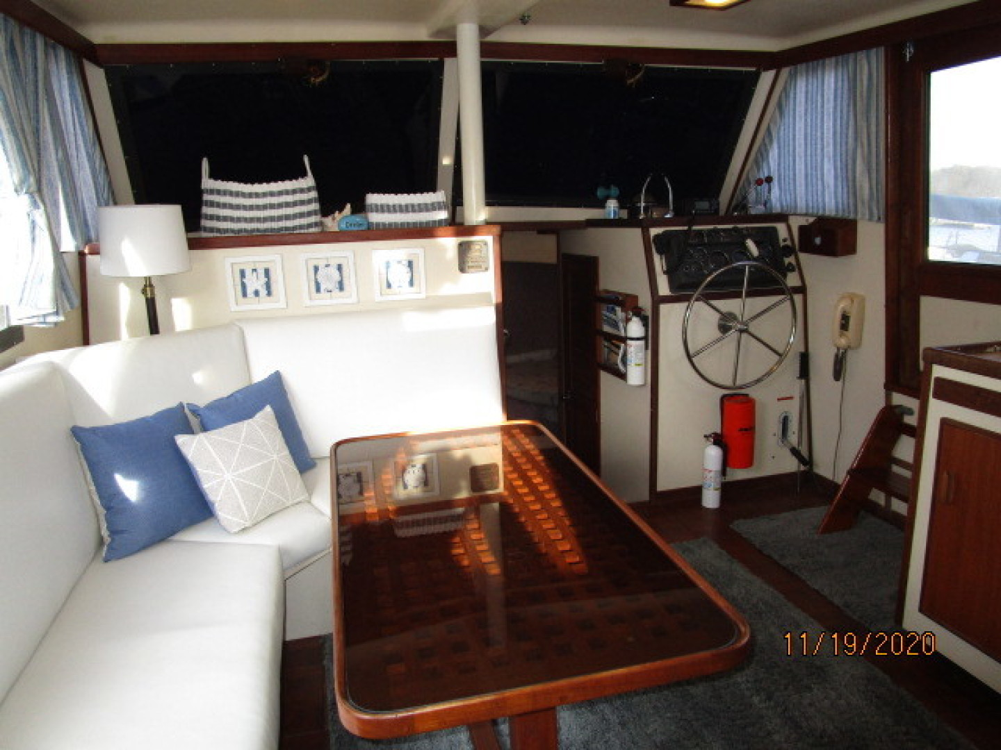 Prairie Boat Works-36 Double Cabin 1981-Possibilities Solomons Island-Maryland-United States-1564584 | Thumbnail