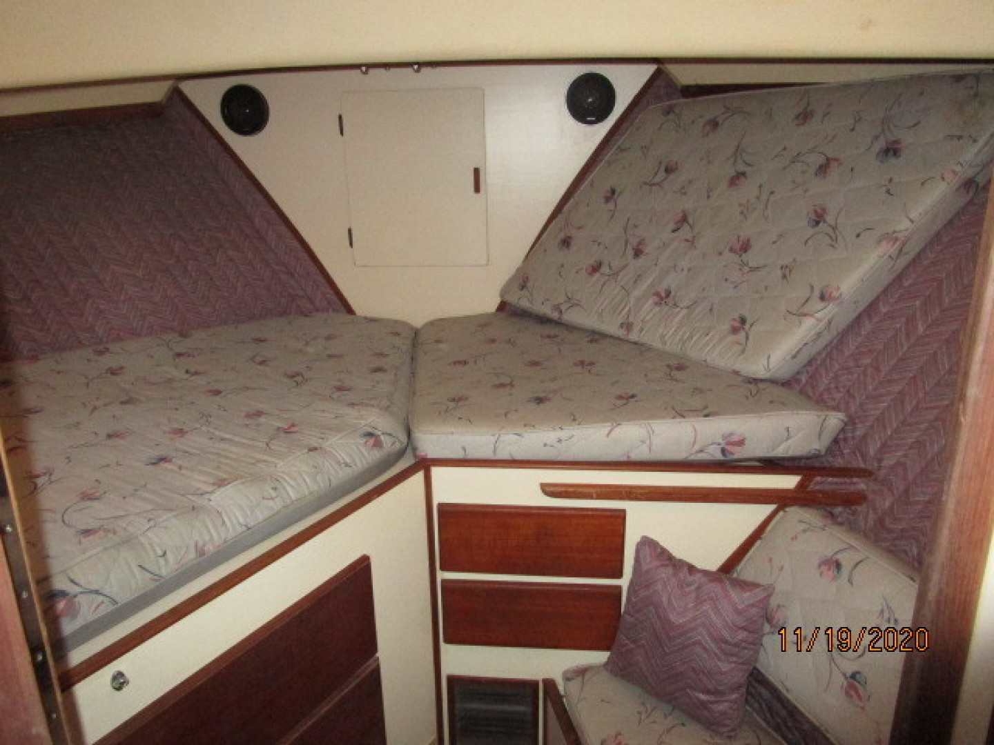 Prairie Boat Works-36 Double Cabin 1981-Possibilities Solomons Island-Maryland-United States-1564597 | Thumbnail