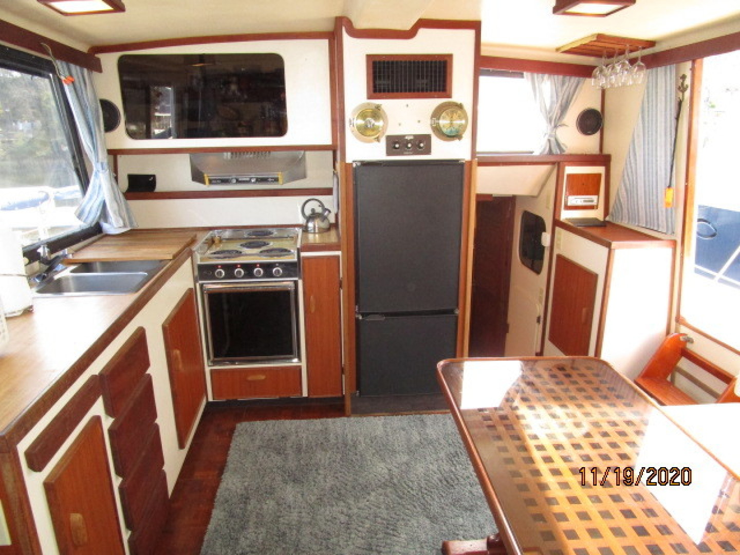 Prairie Boat Works-36 Double Cabin 1981-Possibilities Solomons Island-Maryland-United States-1564585 | Thumbnail