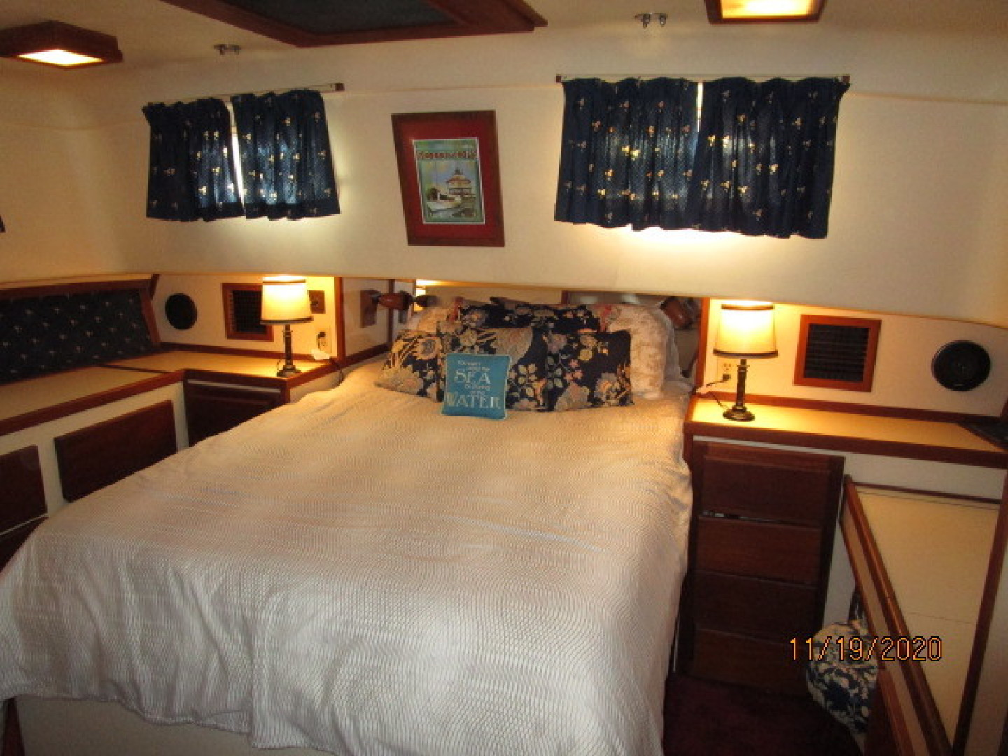 Prairie Boat Works-36 Double Cabin 1981-Possibilities Solomons Island-Maryland-United States-1564591 | Thumbnail
