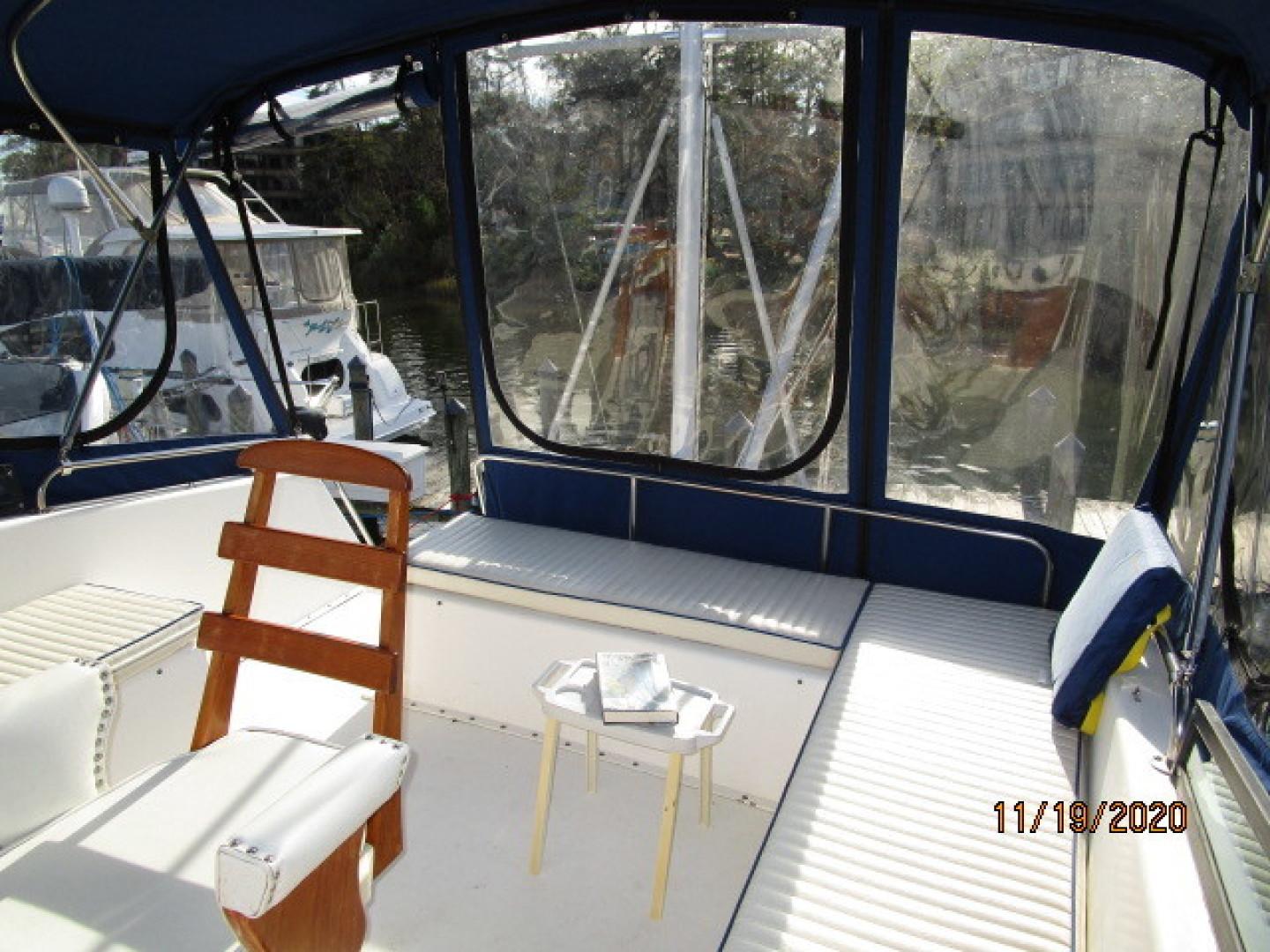 Prairie Boat Works-36 Double Cabin 1981-Possibilities Solomons Island-Maryland-United States-1564571 | Thumbnail