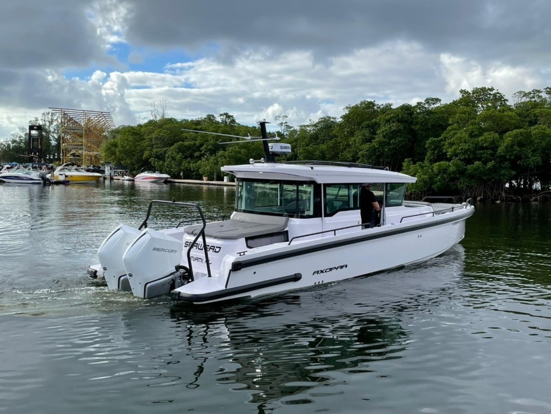 Axopar-37 XC Cross Cabin 2020 -Fort Lauderdale-Florida-United States-1564661 | Thumbnail