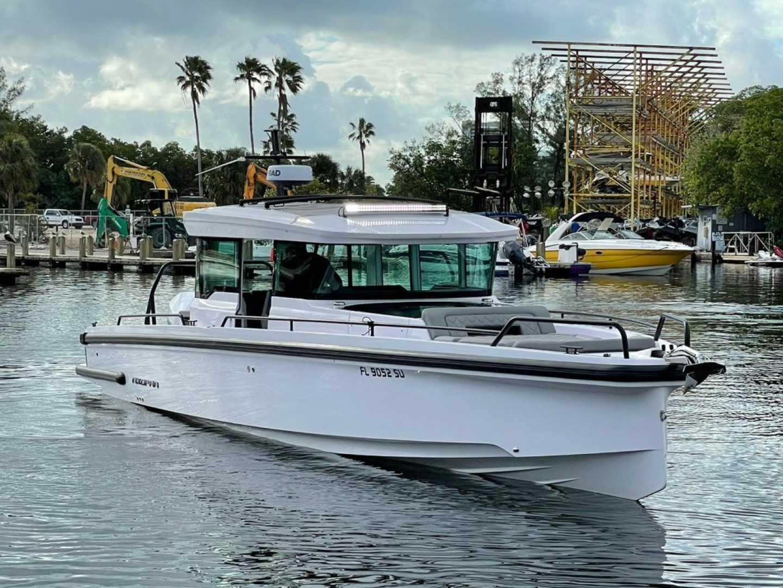 Axopar-37 XC Cross Cabin 2020 -Fort Lauderdale-Florida-United States-1564659 | Thumbnail