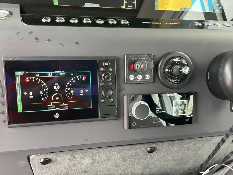 Axopar-37 XC Cross Cabin 2020 -Fort Lauderdale-Florida-United States-1564692 | Thumbnail
