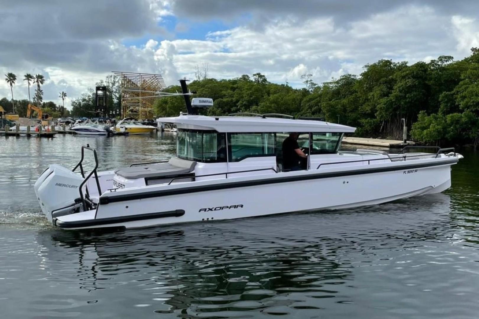 Axopar-37 XC Cross Cabin 2020 -Fort Lauderdale-Florida-United States-1564660 | Thumbnail