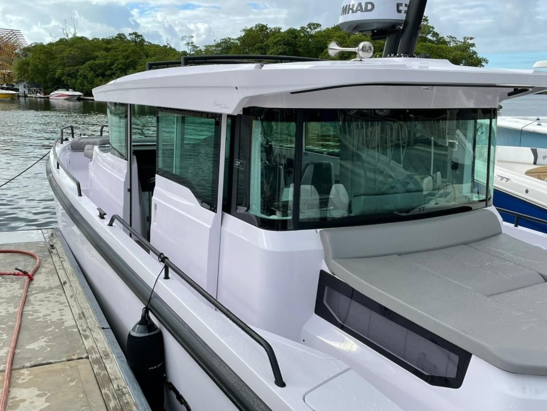 Axopar-37 XC Cross Cabin 2020 -Fort Lauderdale-Florida-United States-1564676 | Thumbnail