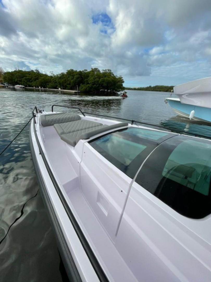 Axopar-37 XC Cross Cabin 2020 -Fort Lauderdale-Florida-United States-1564702 | Thumbnail