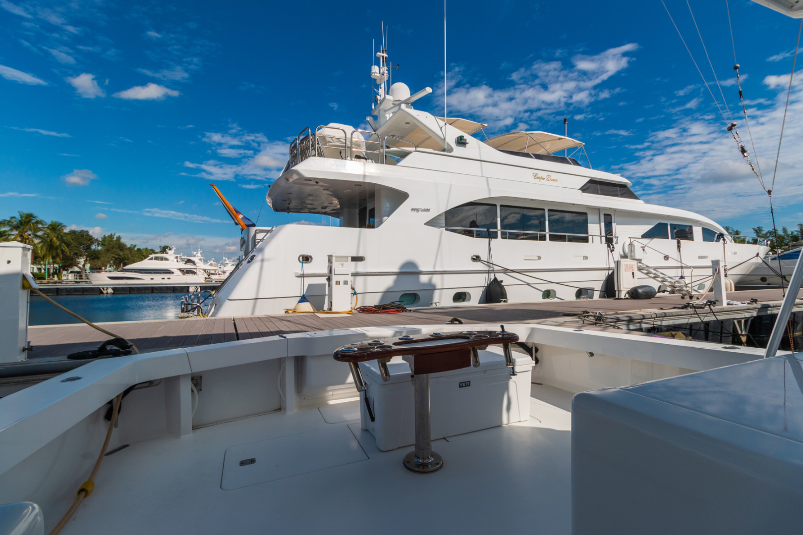 Viking-Convertible 2000-Knotty Girl Fort Lauderdale-Florida-United States-1564768   Thumbnail