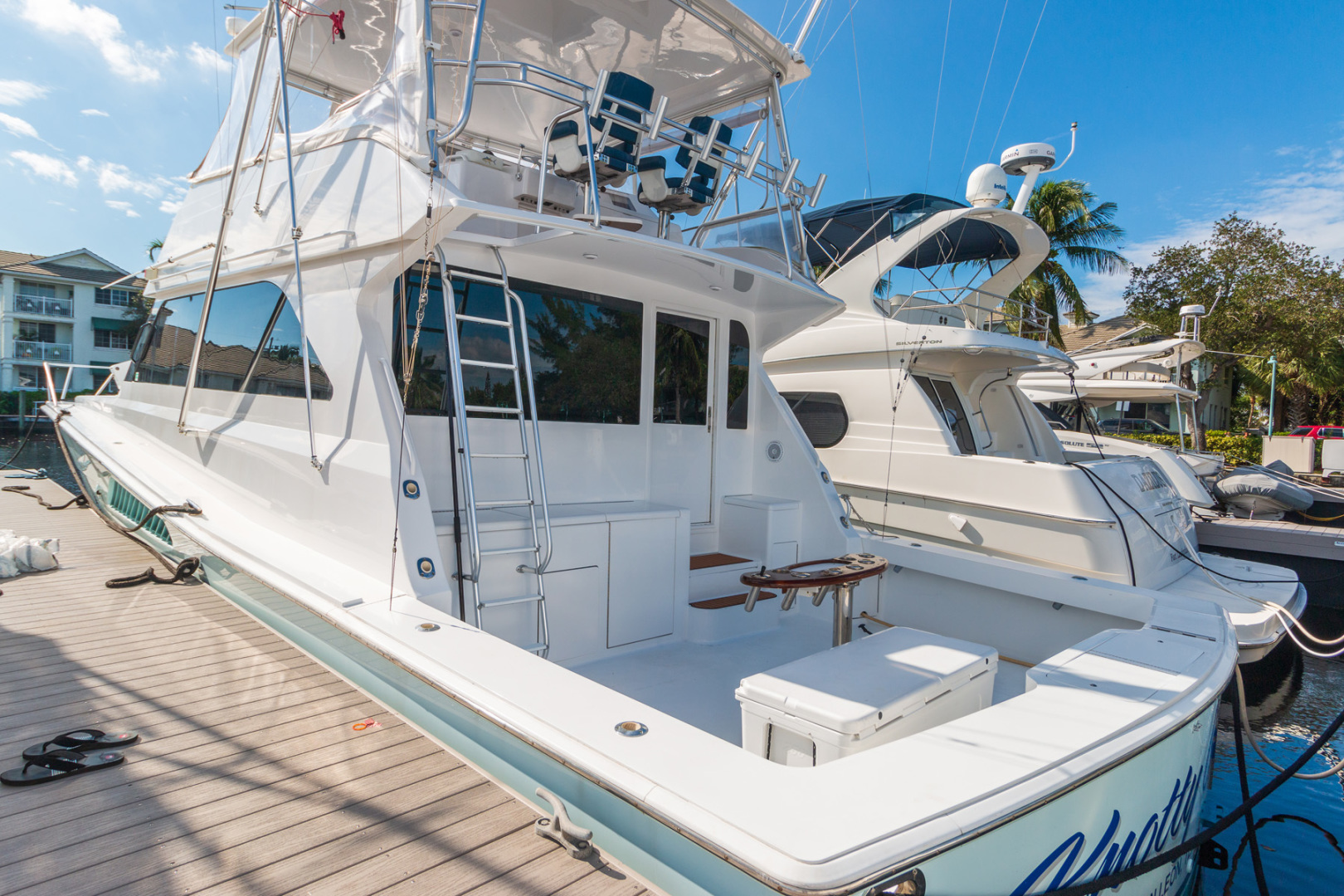 Viking-Convertible 2000-Knotty Girl Fort Lauderdale-Florida-United States-1564771   Thumbnail