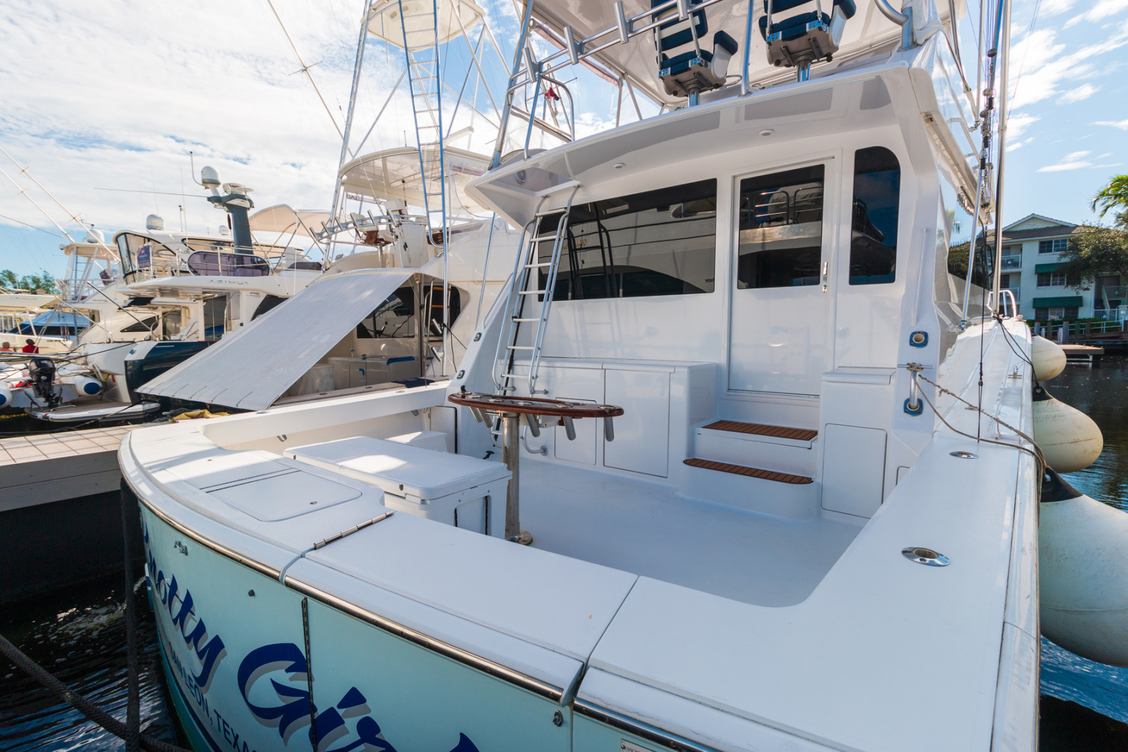 Viking-Convertible 2000-Knotty Girl Fort Lauderdale-Florida-United States-1564769   Thumbnail
