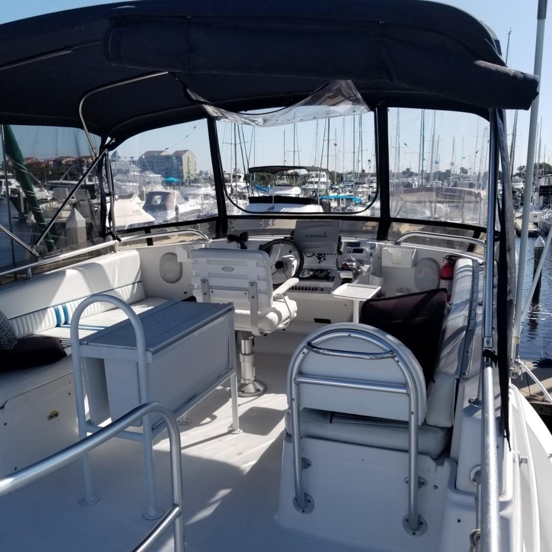 Mainship-350 1998-Crystal Blue Daytona Beach-Florida-United States-1565017   Thumbnail