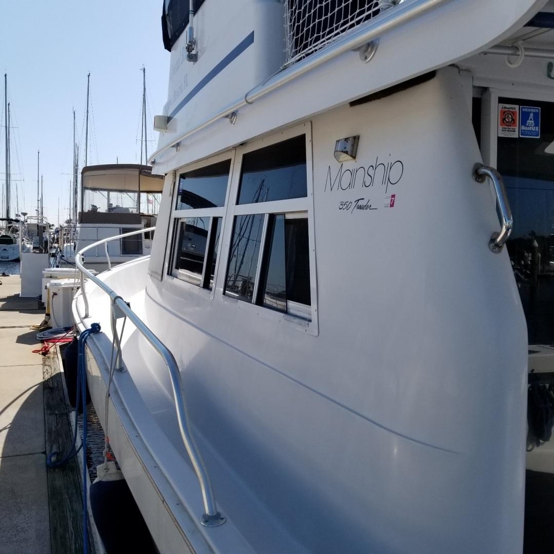 Mainship-350 1998-Crystal Blue Daytona Beach-Florida-United States-1565009   Thumbnail