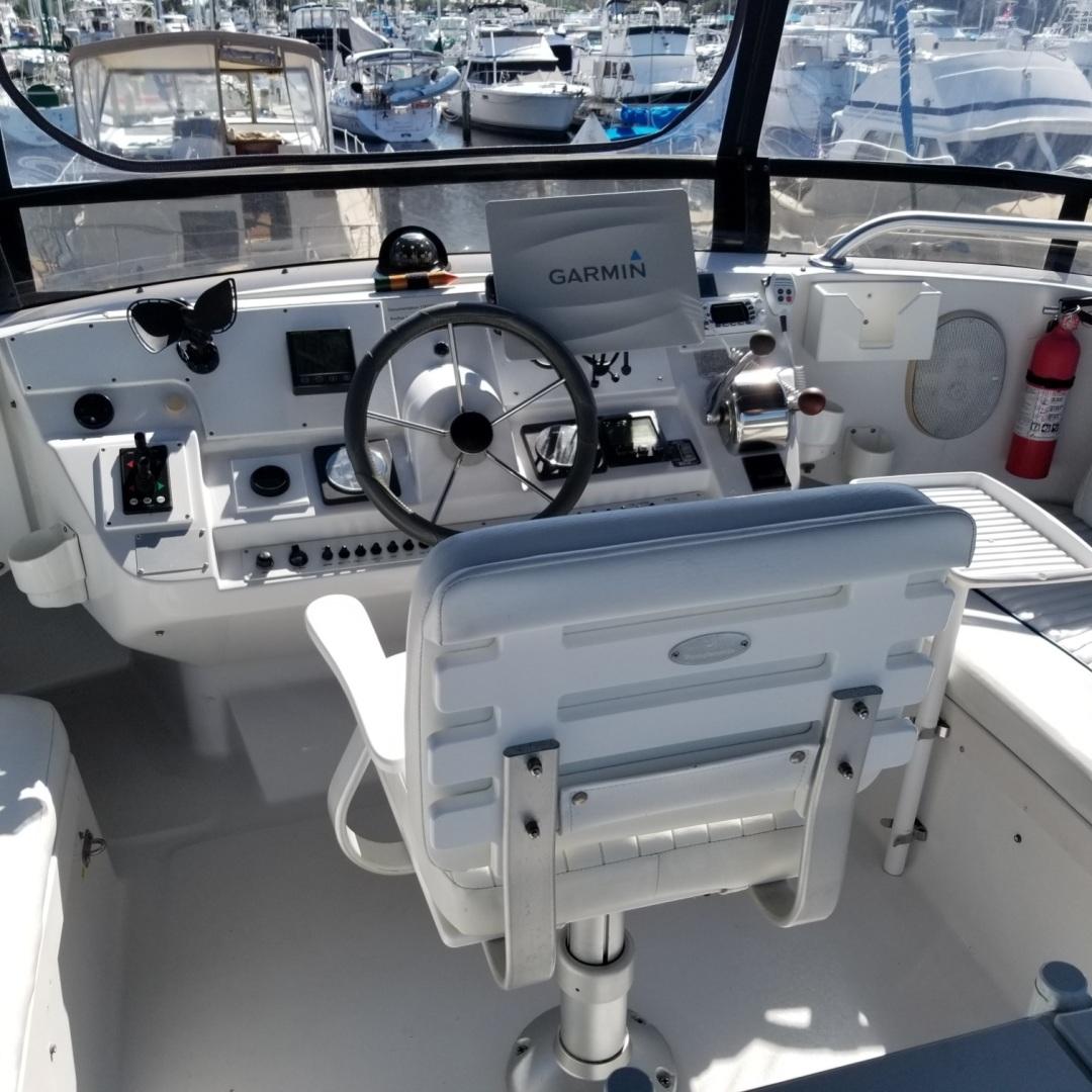Mainship-350 1998-Crystal Blue Daytona Beach-Florida-United States-1565015   Thumbnail