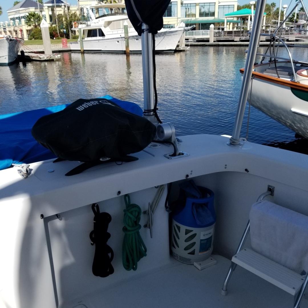 Mainship-350 1998-Crystal Blue Daytona Beach-Florida-United States-1565013   Thumbnail