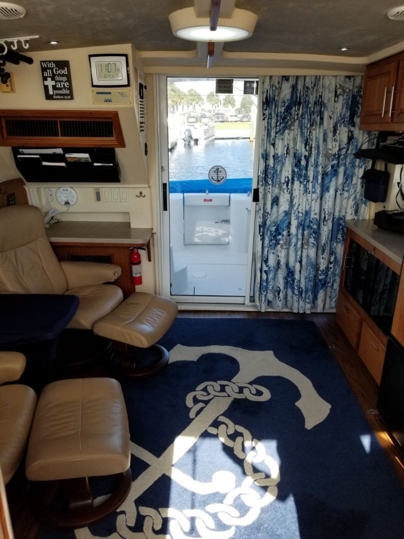 Mainship-350 1998-Crystal Blue Daytona Beach-Florida-United States-1565025   Thumbnail