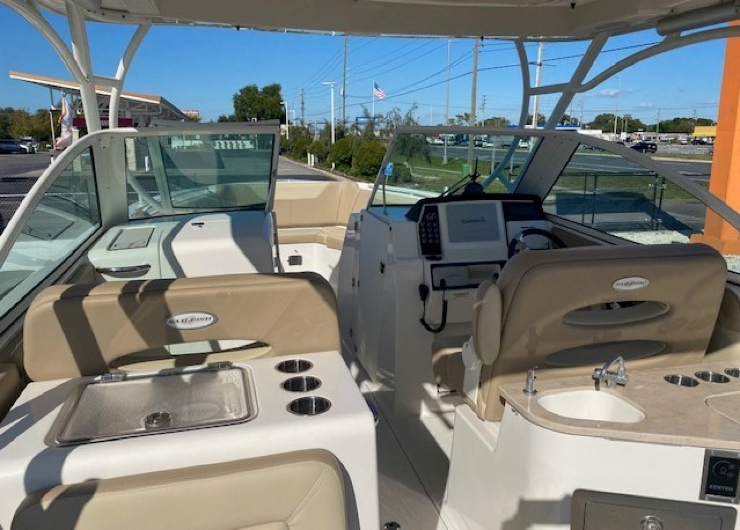 Sailfish-325 Dual Console 2017 -Tampa Bay-Florida-United States-1565670 | Thumbnail