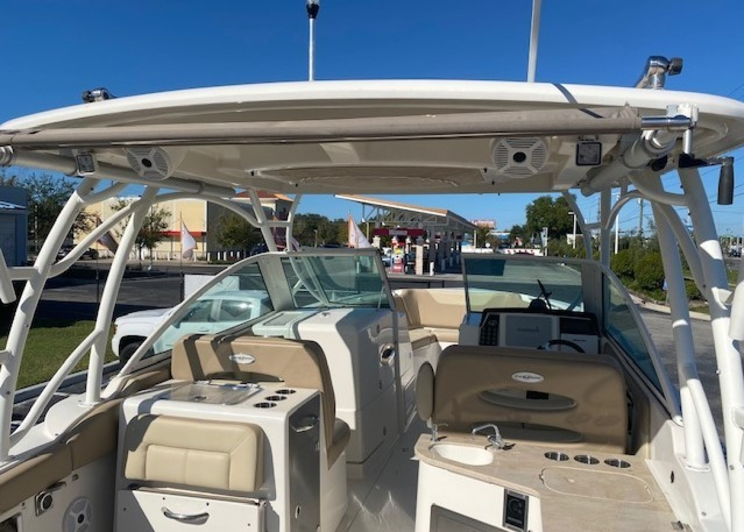 Sailfish-325 Dual Console 2017 -Tampa Bay-Florida-United States-1565672 | Thumbnail