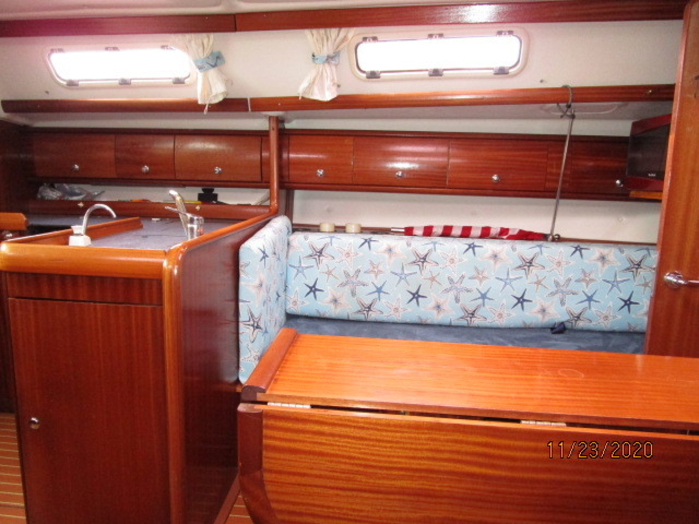 Bavaria-36 3 stateroom 2004-Aequanimity Southport-Connecticut-United States-1566130 | Thumbnail