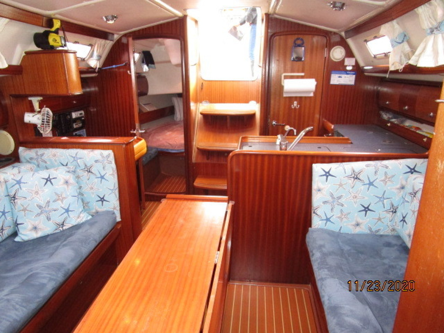 Bavaria-36 3 stateroom 2004-Aequanimity Southport-Connecticut-United States-1566129 | Thumbnail
