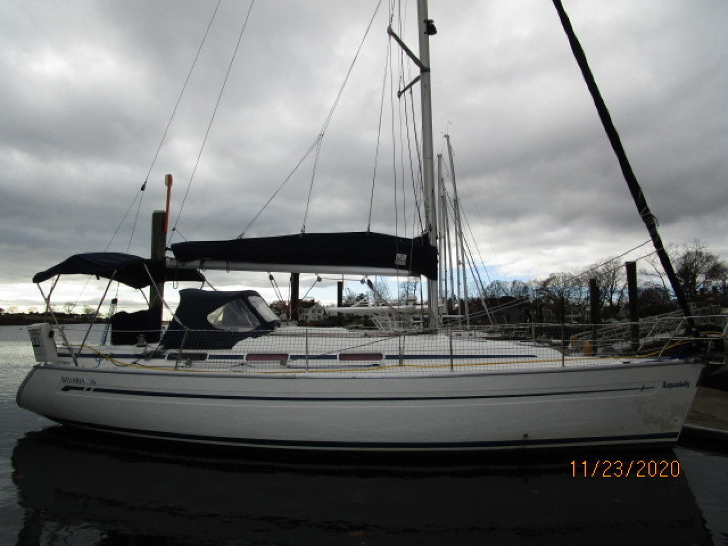 Bavaria-36 3 stateroom 2004-Aequanimity Southport-Connecticut-United States-1566112 | Thumbnail