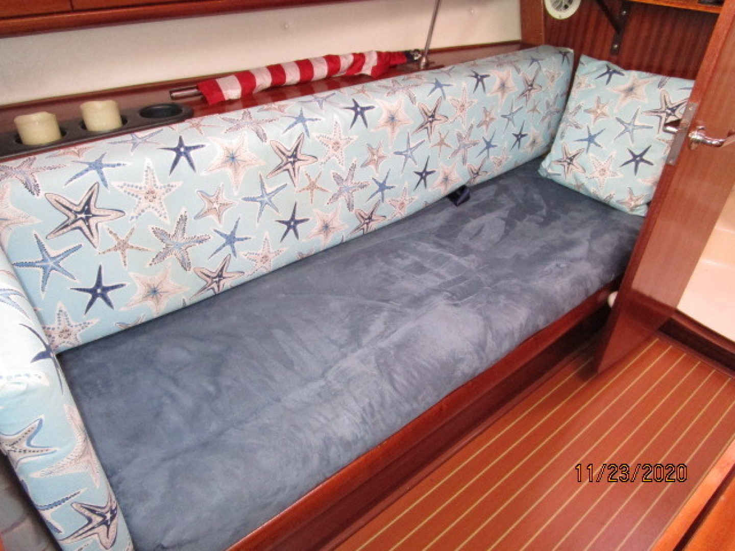 Bavaria-36 3 stateroom 2004-Aequanimity Southport-Connecticut-United States-1566131 | Thumbnail