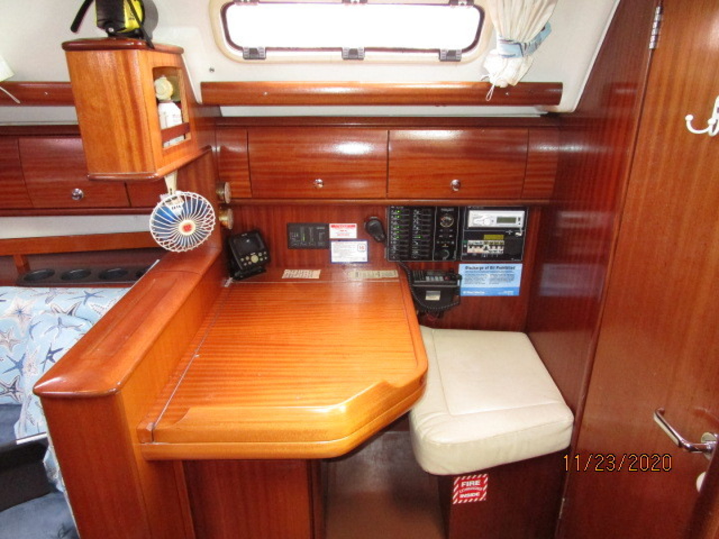 Bavaria-36 3 stateroom 2004-Aequanimity Southport-Connecticut-United States-1566135 | Thumbnail