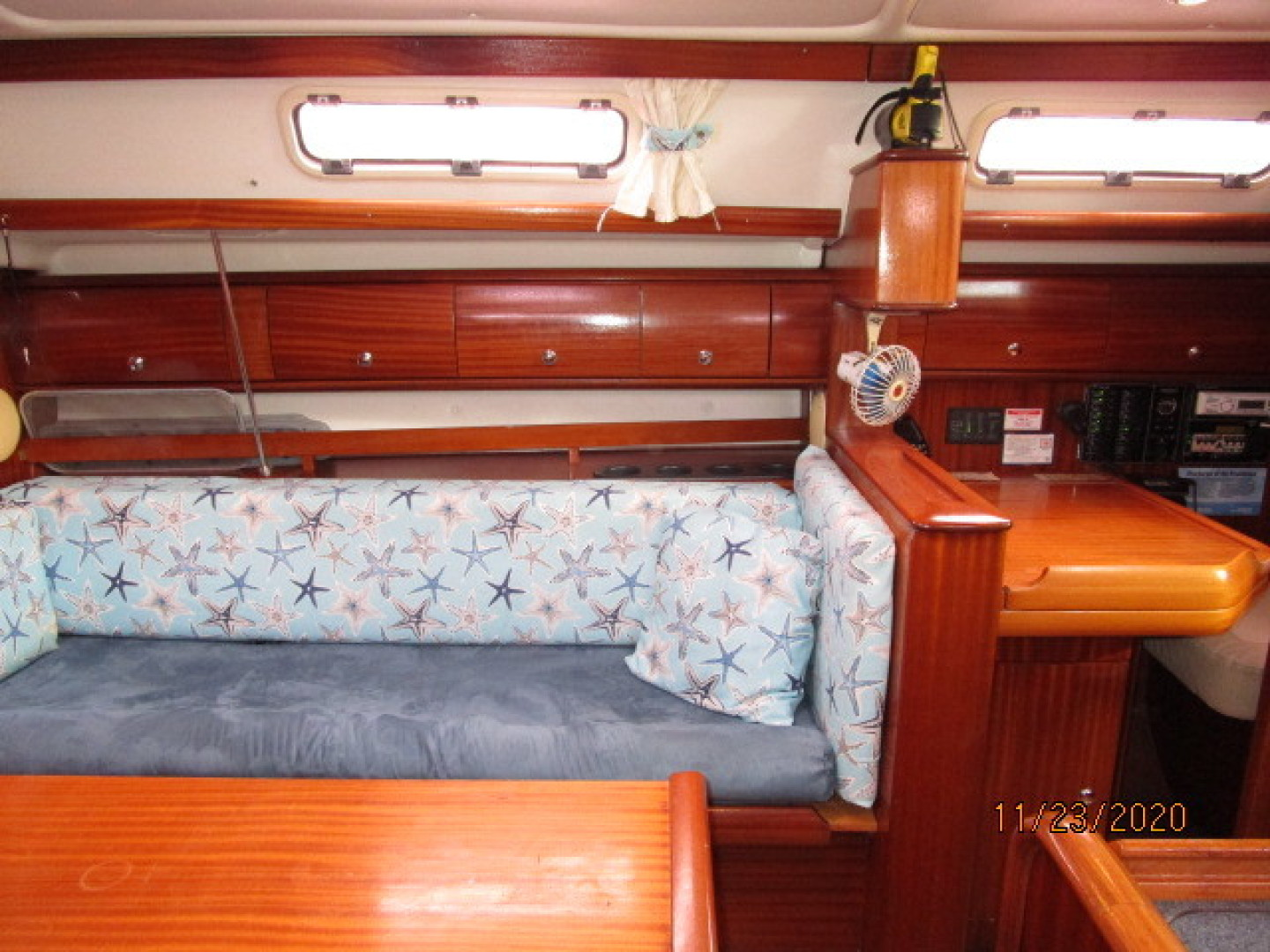 Bavaria-36 3 stateroom 2004-Aequanimity Southport-Connecticut-United States-1566132 | Thumbnail