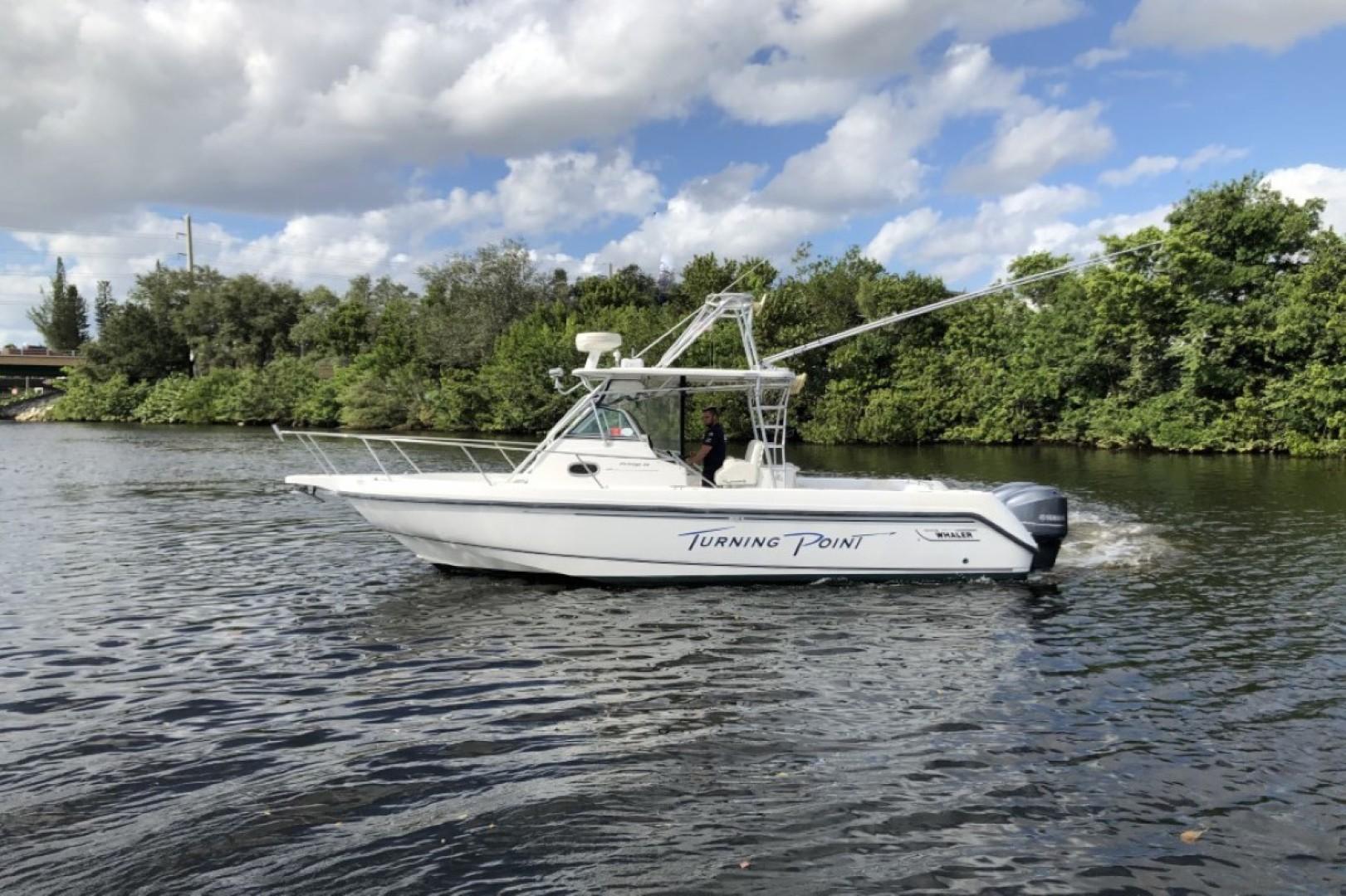 Boston Whaler-280 Outrage 2001 -Fort Lauderdale-Florida-United States-1566057 | Thumbnail