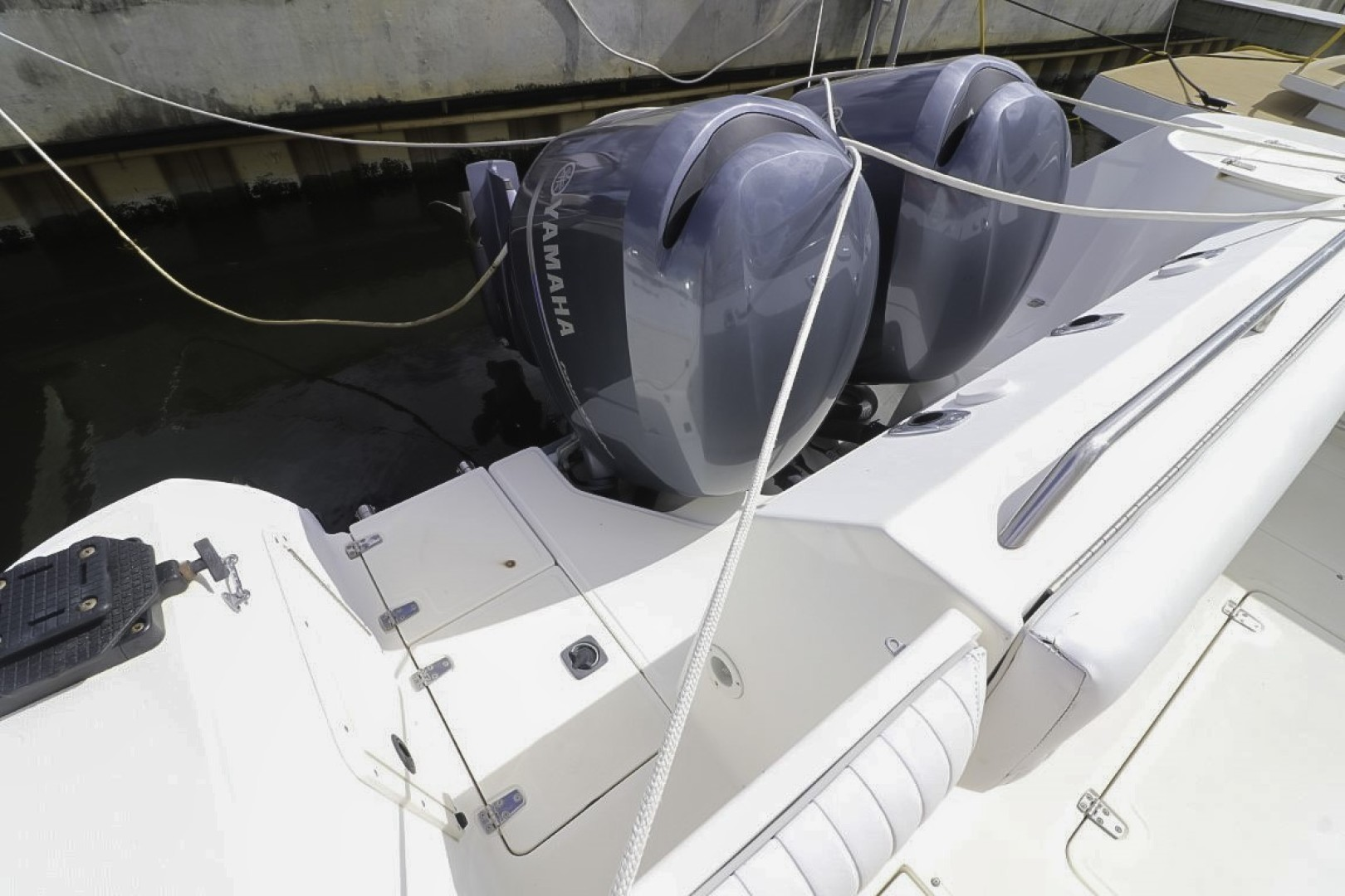 Boston Whaler-280 Outrage 2001 -Fort Lauderdale-Florida-United States-1566078 | Thumbnail