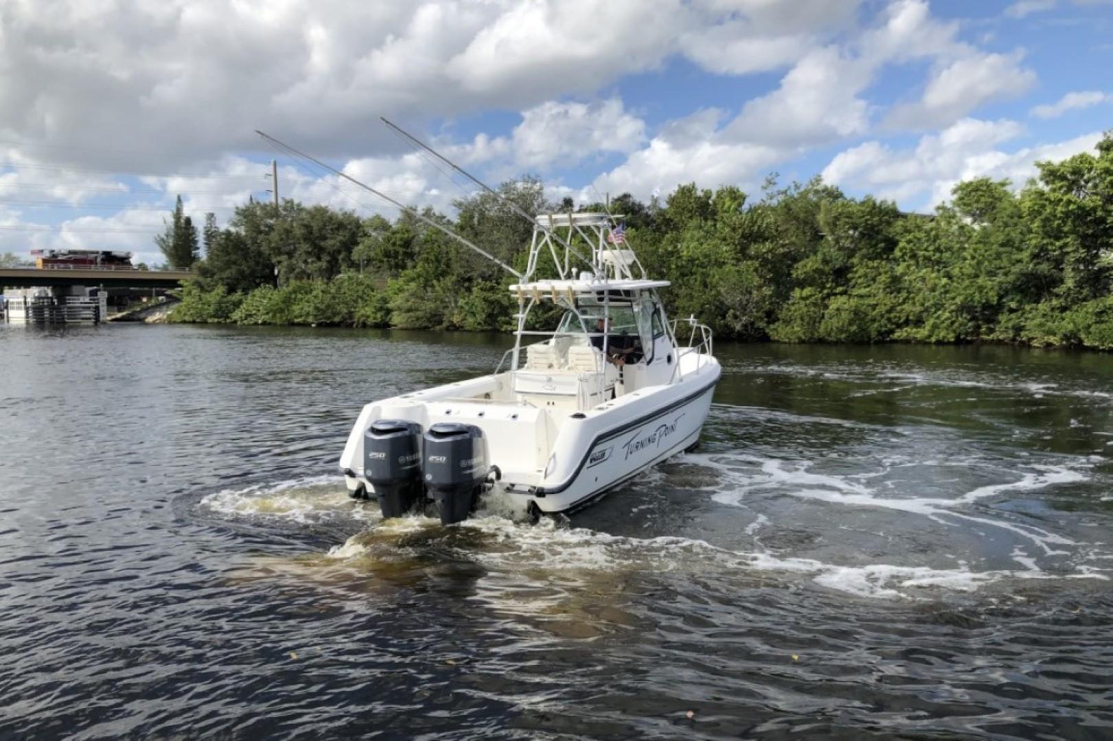 Boston Whaler-280 Outrage 2001 -Fort Lauderdale-Florida-United States-1566060 | Thumbnail