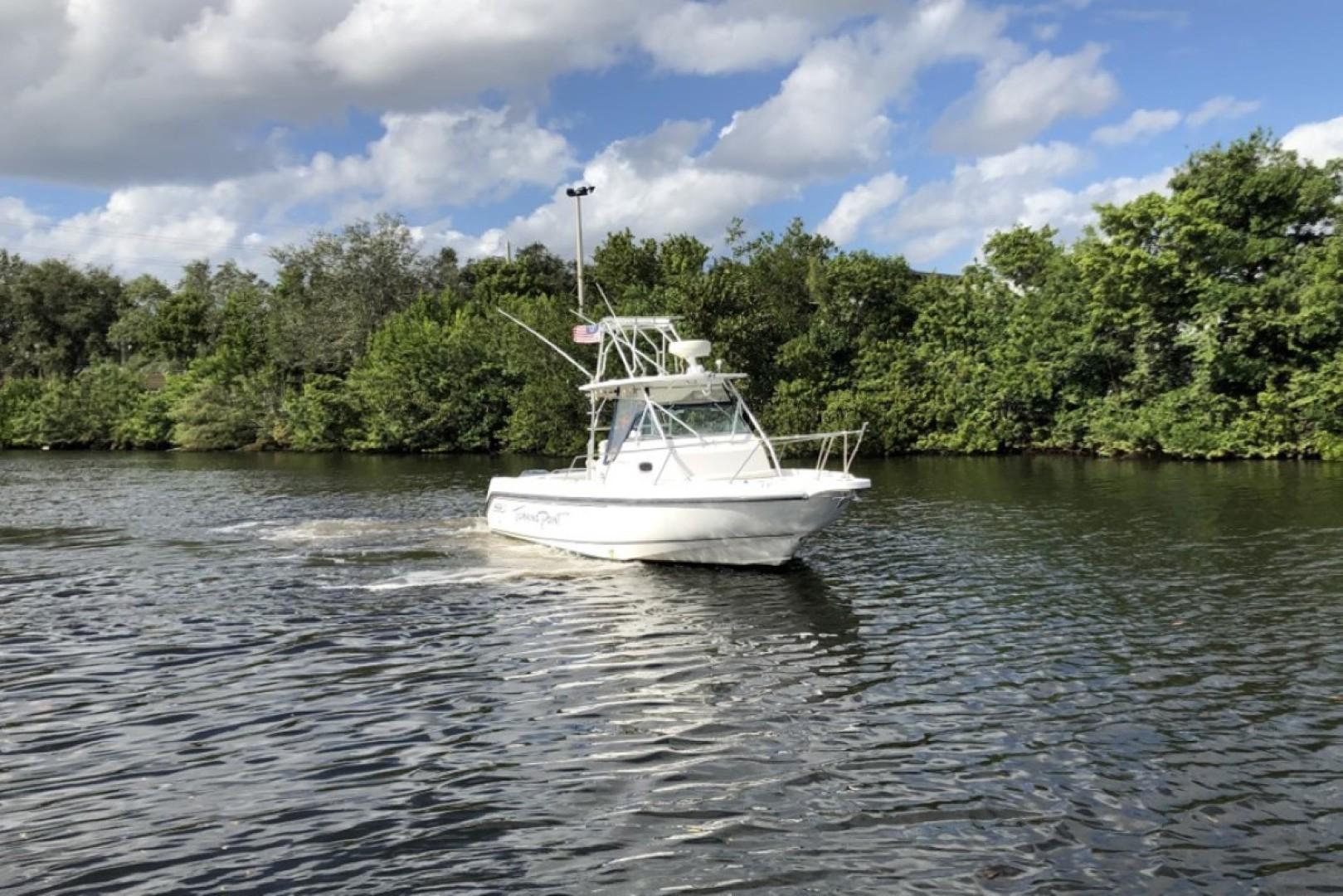 Boston Whaler-280 Outrage 2001 -Fort Lauderdale-Florida-United States-1566055 | Thumbnail