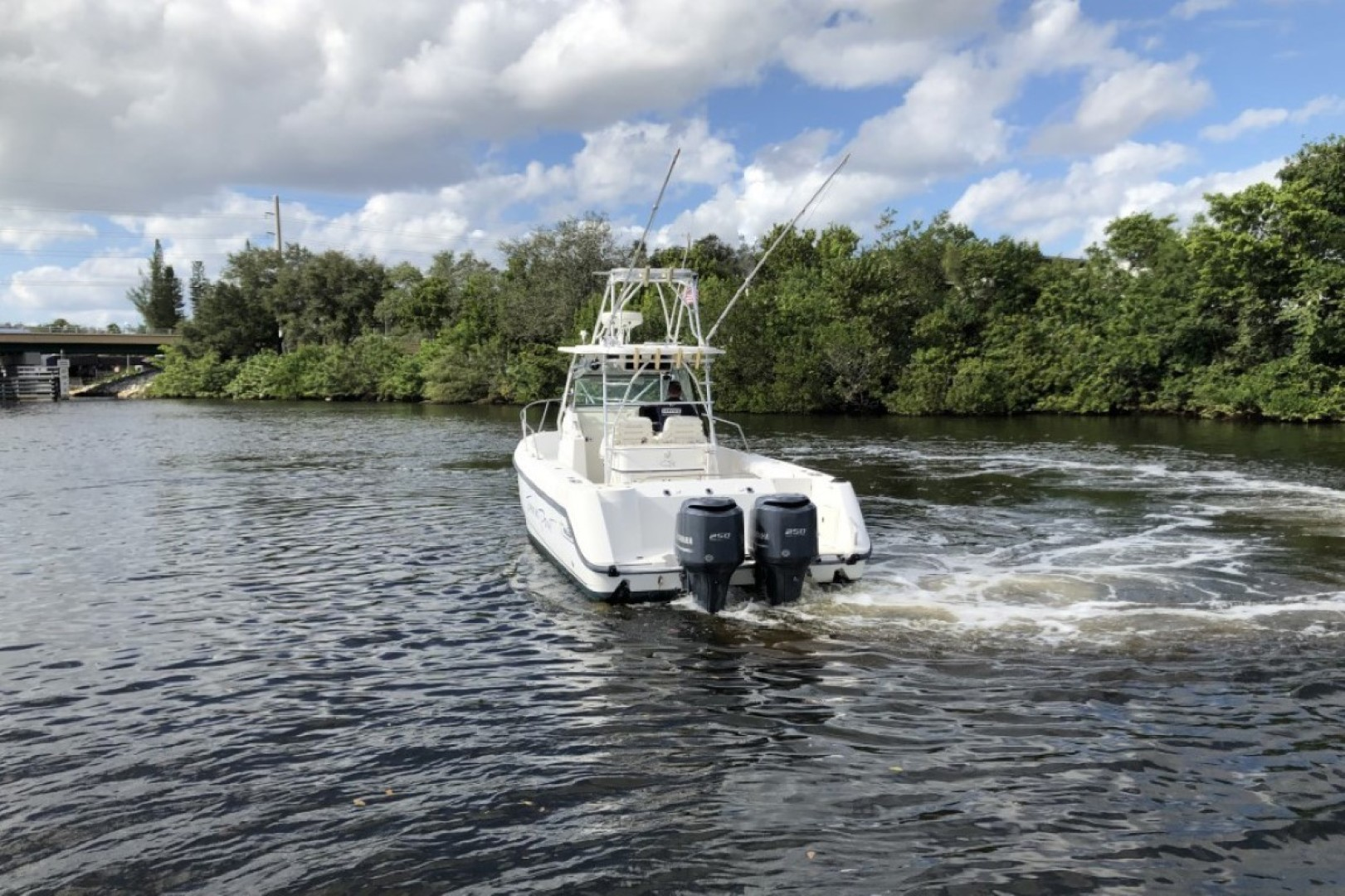 Boston Whaler-280 Outrage 2001 -Fort Lauderdale-Florida-United States-1566058 | Thumbnail