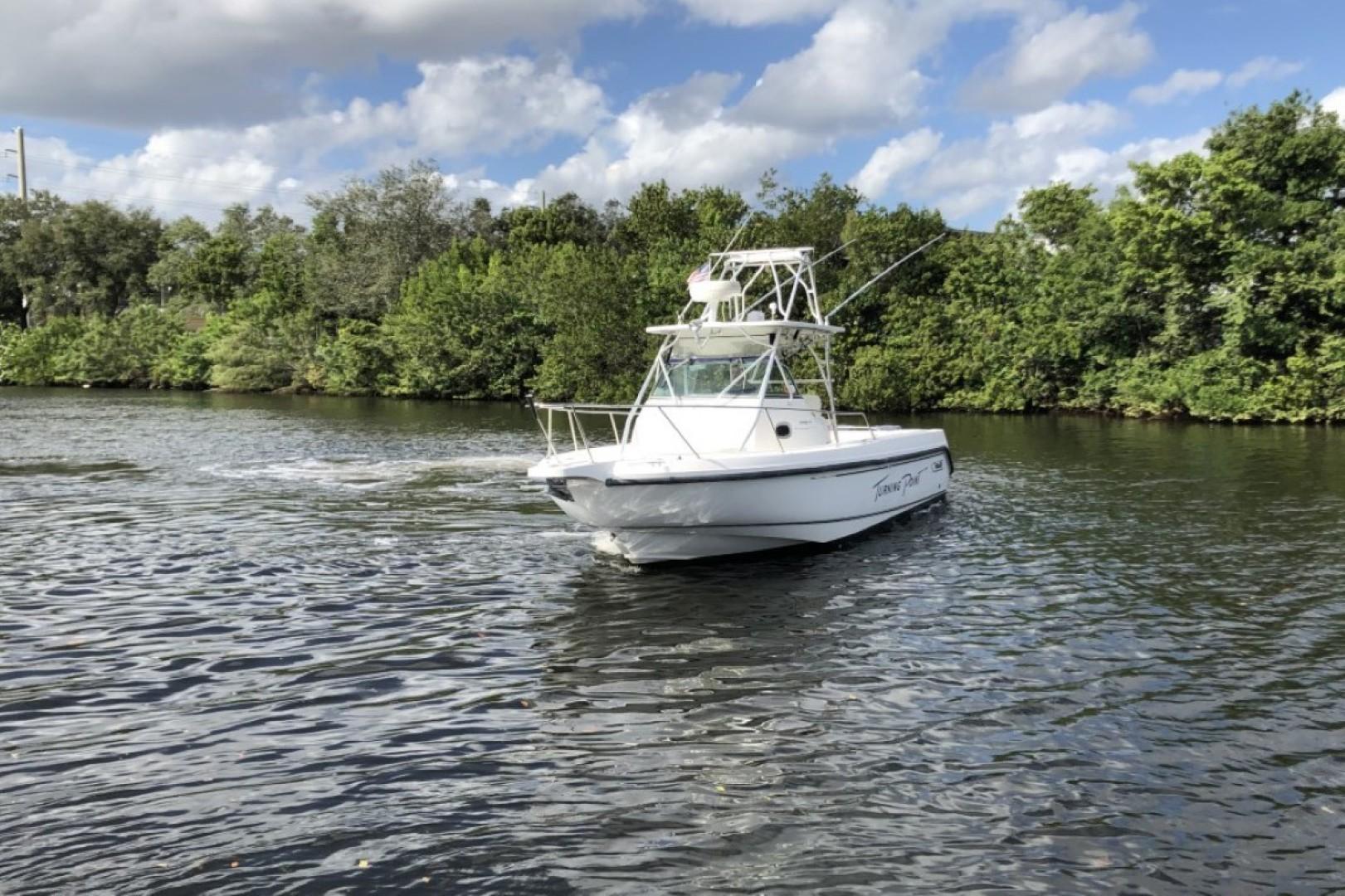 Boston Whaler-280 Outrage 2001 -Fort Lauderdale-Florida-United States-1566056 | Thumbnail