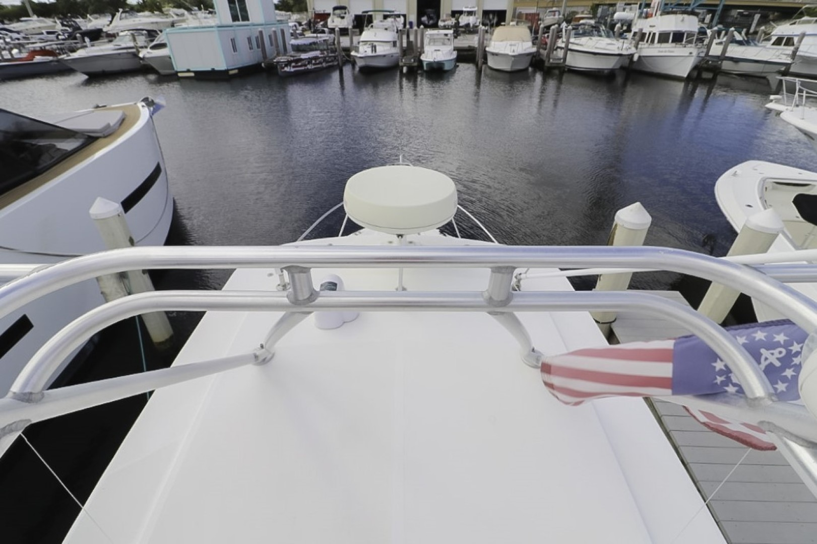Boston Whaler-280 Outrage 2001 -Fort Lauderdale-Florida-United States-1566099 | Thumbnail