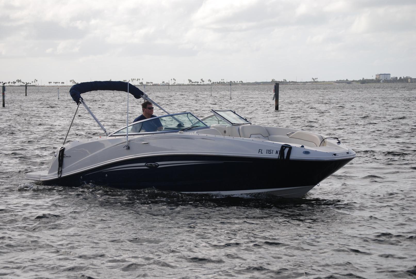 Sea Ray-Sundeck 2008-Absolute Escape Palm Harbor-Florida-United States-1566263 | Thumbnail