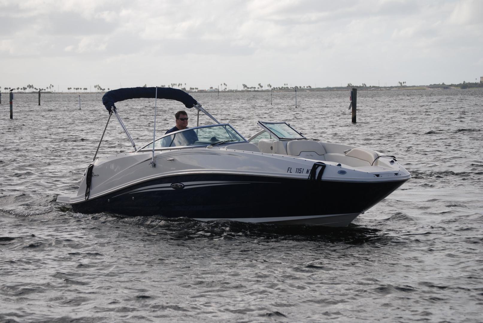 Sea Ray-Sundeck 2008-Absolute Escape Palm Harbor-Florida-United States-1566262 | Thumbnail