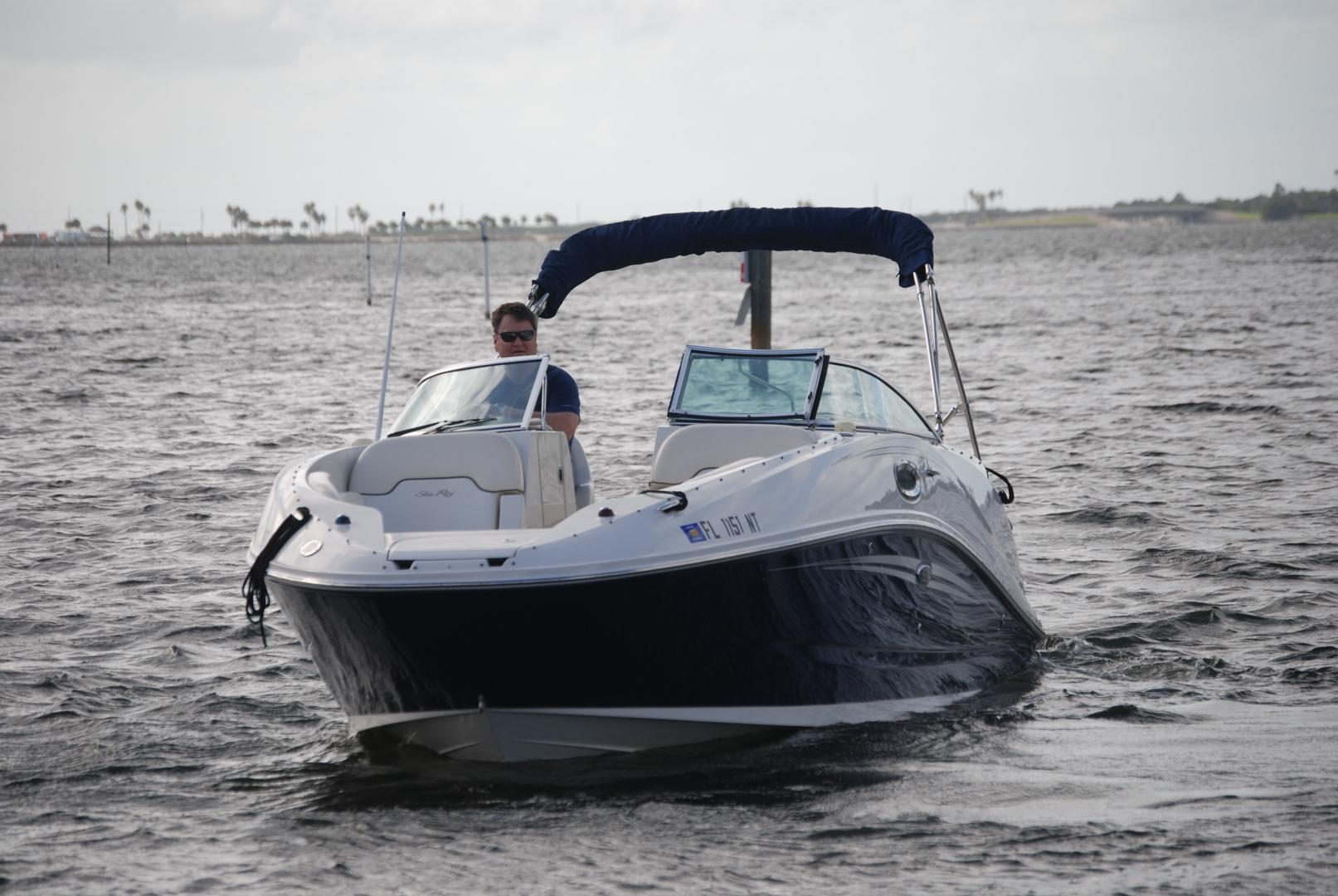 Sea Ray-Sundeck 2008-Absolute Escape Palm Harbor-Florida-United States-1566261 | Thumbnail